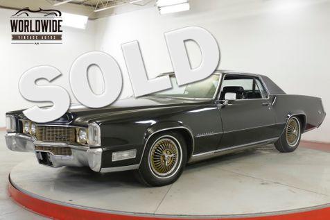 1969 Cadillac ELDORADO POWER STEERING POWER BRAKES 472 ENGINE | Denver, CO | Worldwide Vintage Autos in Denver, CO