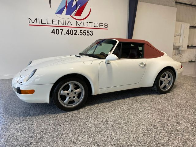 1995 Porsche 911 Carrera Longwood, FL 49
