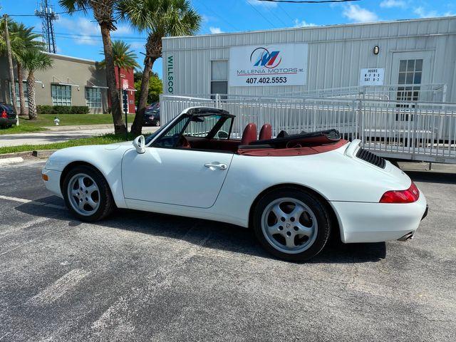 1995 Porsche 911 Carrera Longwood, FL 63