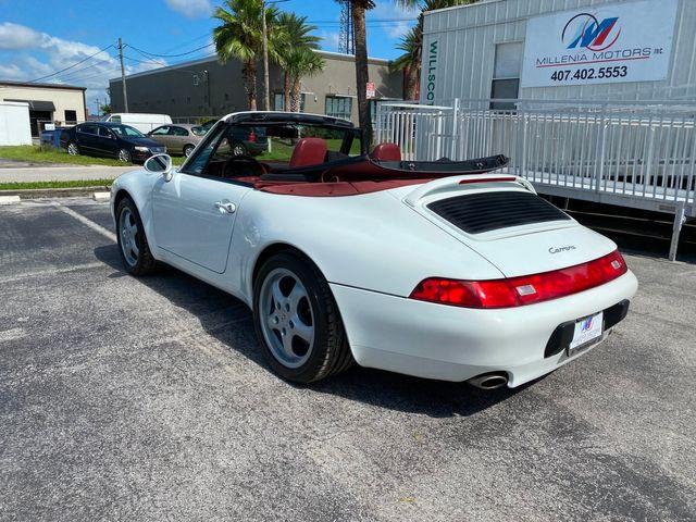 1995 Porsche 911 Carrera Longwood, FL 64