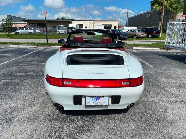 1995 Porsche 911 Carrera Longwood, FL 65