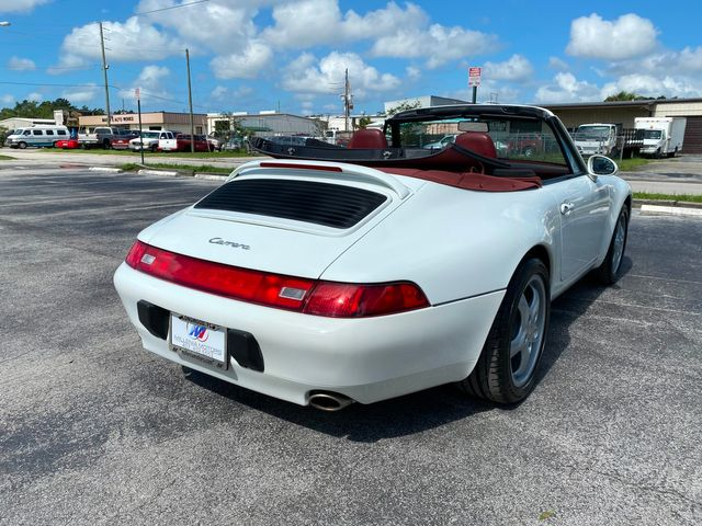 1995 Porsche 911 Carrera Longwood, FL 66