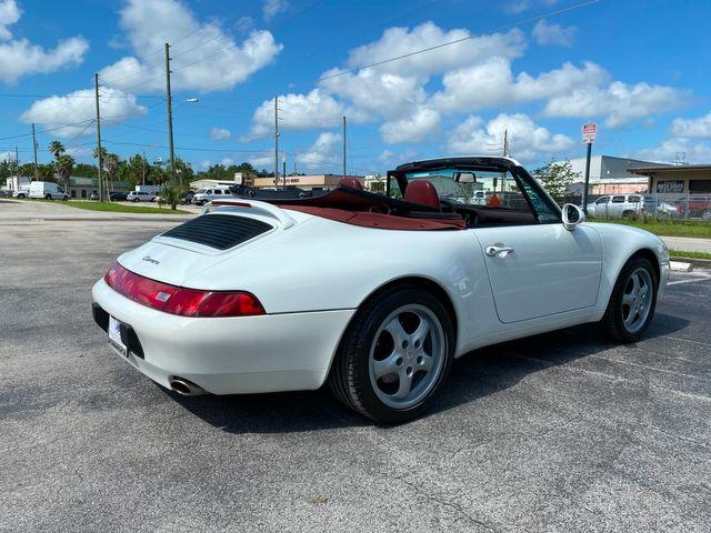 1995 Porsche 911 Carrera Longwood, FL 67