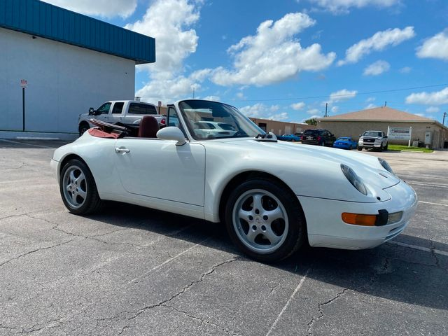 1995 Porsche 911 Carrera Longwood, FL 68