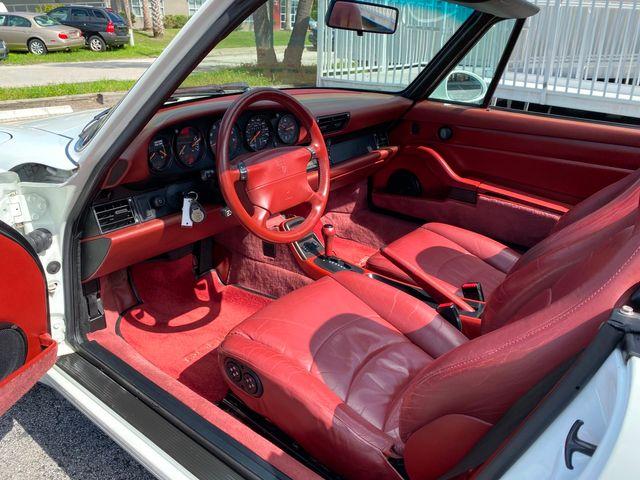 1995 Porsche 911 Carrera Longwood, FL 76