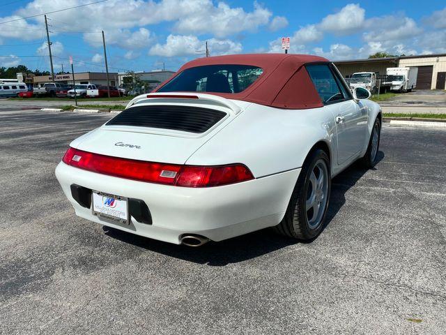 1995 Porsche 911 Carrera Longwood, FL 57