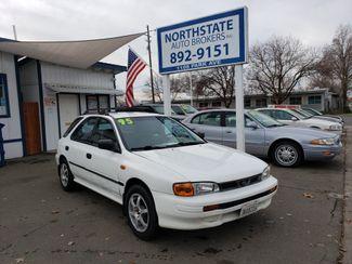 1995 Subaru Impreza Wagon L w/XL Equipment Chico, CA