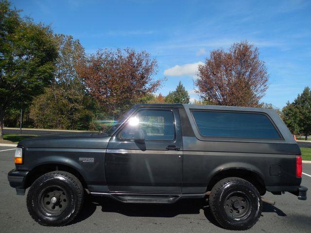 1996 Ford Bronco XLT Leesburg, Virginia 4