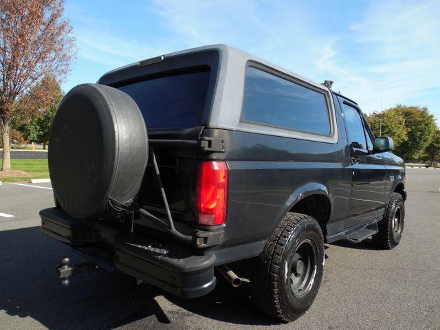 1996 Ford Bronco XLT Leesburg, Virginia 2