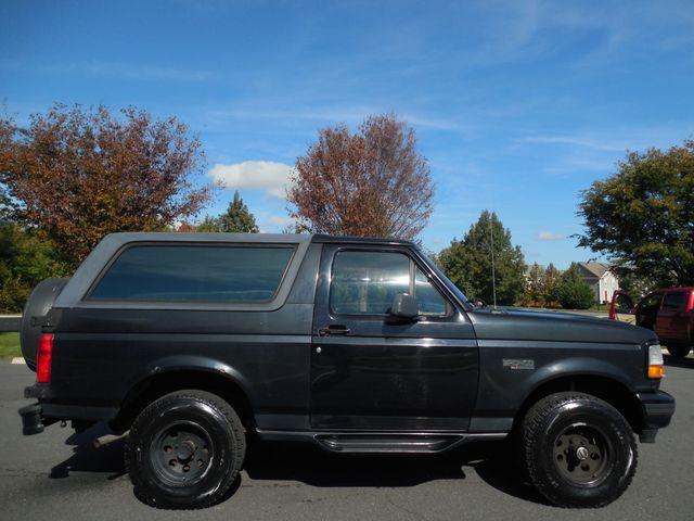 1996 Ford Bronco XLT Leesburg, Virginia 5