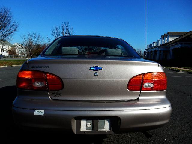 1999 Chevrolet Prizm Original Low Mileage Leesburg, Virginia 7