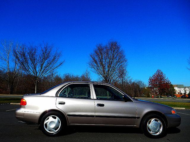 1999 Chevrolet Prizm Original Low Mileage Leesburg, Virginia 4