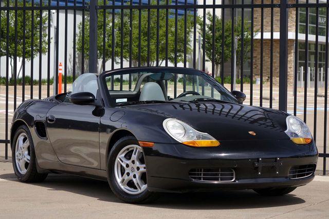 1999 Porsche Boxster ****** 1 OWNER EXCELLENT SERVICE RECORDS*****