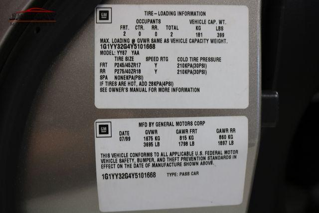 2000 Chevrolet Corvette Merrillville, Indiana 48