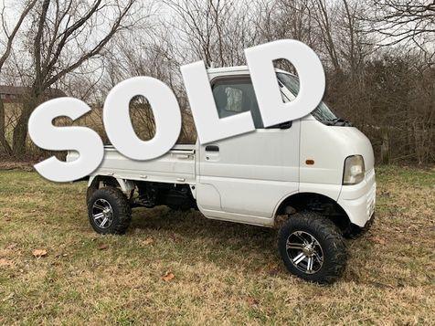 2000 Suzuki 4wd Japanese Minitruck [a/c]    Jackson, Missouri   GR Imports in Jackson, Missouri