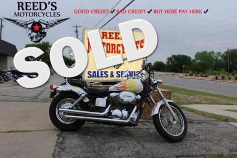 2001 Honda Shadow Spirit  | Hurst, Texas | Reed's Motorcycles in Hurst, Texas