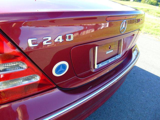 2001 Mercedes-Benz C240 Leesburg, Virginia 9