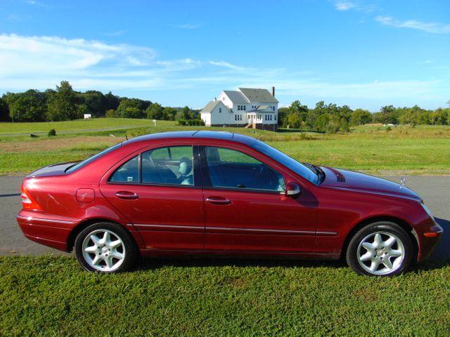 2001 Mercedes-Benz C240 Leesburg, Virginia 4