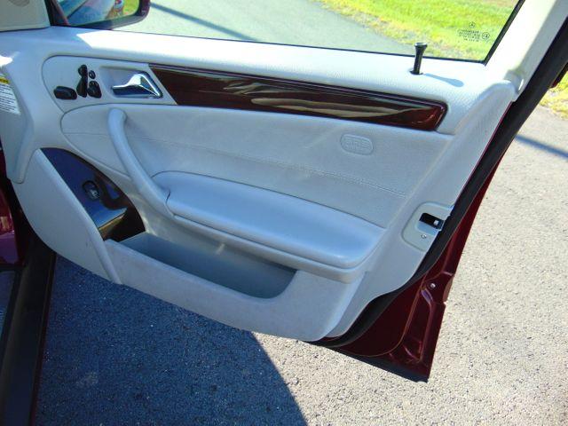 2001 Mercedes-Benz C240 Leesburg, Virginia 18