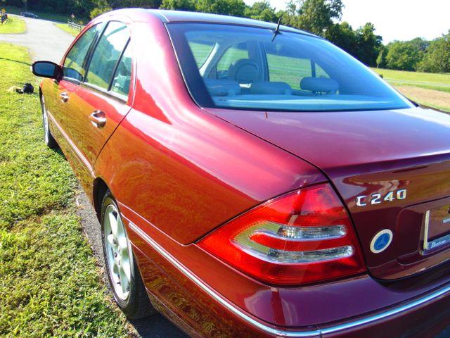 2001 Mercedes-Benz C240 Leesburg, Virginia 8