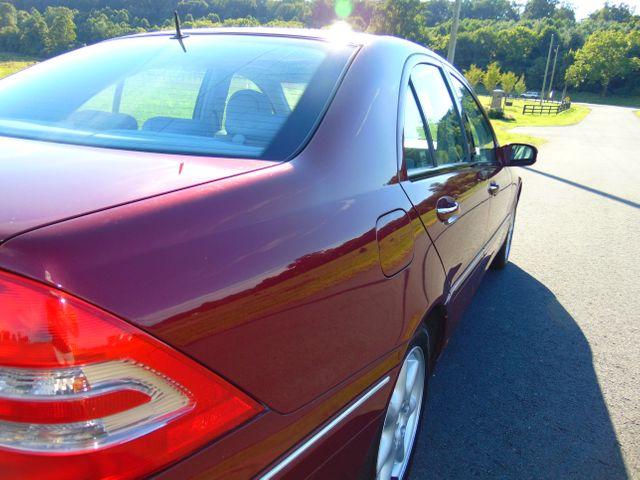 2001 Mercedes-Benz C240 Leesburg, Virginia 7