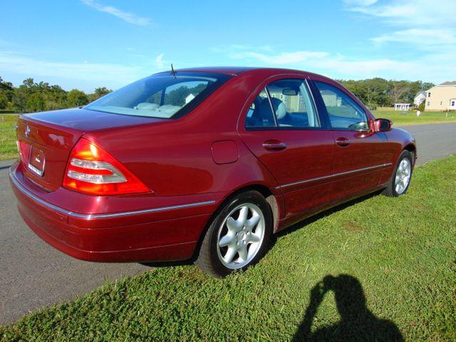 2001 Mercedes-Benz C240 Leesburg, Virginia 1