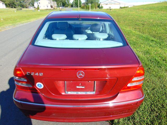 2001 Mercedes-Benz C240 Leesburg, Virginia 6