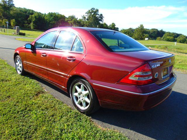 2001 Mercedes-Benz C240 Leesburg, Virginia 2