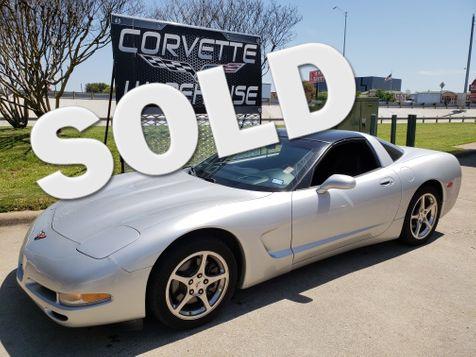 2002 Chevrolet Corvette Coupe Auto, HUD, Glass Top, Polished Wheels 68k! | Dallas, Texas | Corvette Warehouse  in Dallas, Texas