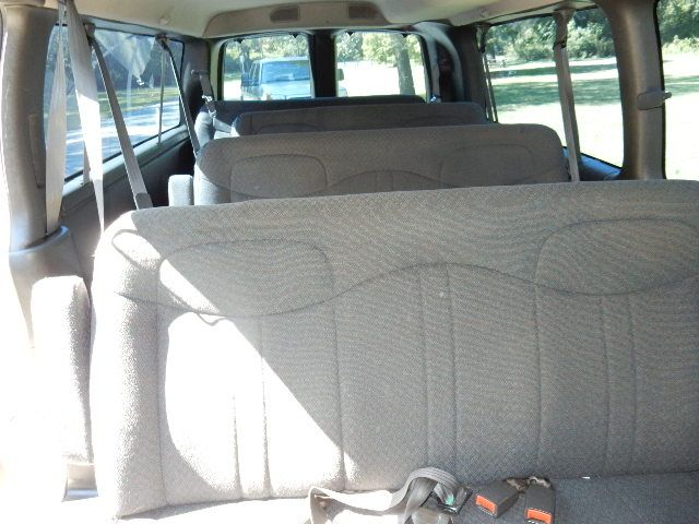 2002 Chevrolet Express Van Leesburg, Virginia 28