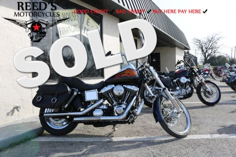 2002 Harley Davidson Dyna Wide Glide | Hurst, Texas | Reed's Motorcycles in Hurst, Texas