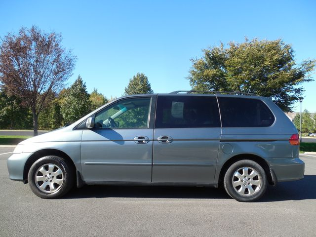 2002 Honda Odyssey EX-L w/Leather Leesburg, Virginia 4