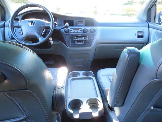 2002 Honda Odyssey EX-L w/Leather Leesburg, Virginia 16