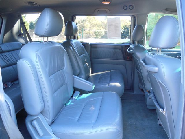 2002 Honda Odyssey EX-L w/Leather Leesburg, Virginia 20