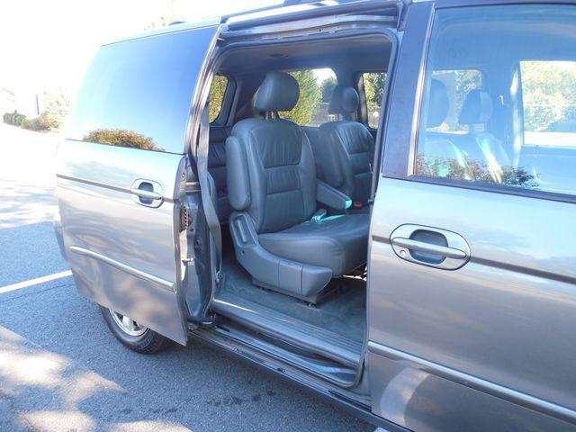 2002 Honda Odyssey EX-L w/Leather Leesburg, Virginia 21