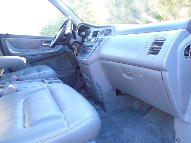 2002 Honda Odyssey EX-L w/Leather Leesburg, Virginia 23