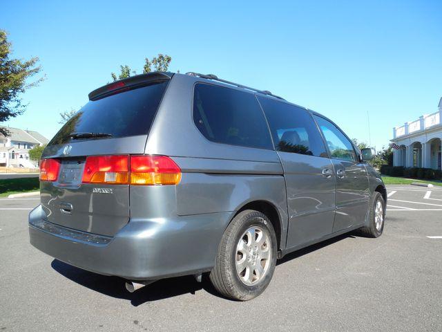 2002 Honda Odyssey EX-L w/Leather Leesburg, Virginia 2