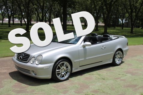 2002 Mercedes-Benz CLK55 55 AMG Convertible in Marion, Arkansas
