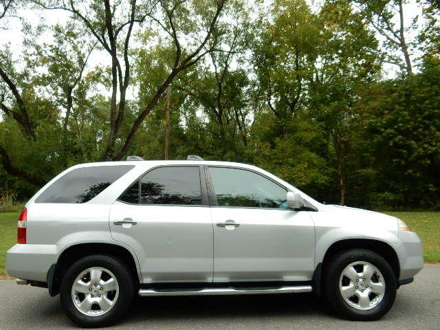 2003 Acura MDX AWD Leesburg, Virginia 4