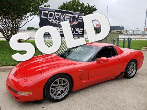 2003 Chevrolet Corvette Z06 Hardtop 475 HP, Heads & Cam, NICE, 43k! | Dallas, Texas | Corvette Warehouse  in Dallas, Texas