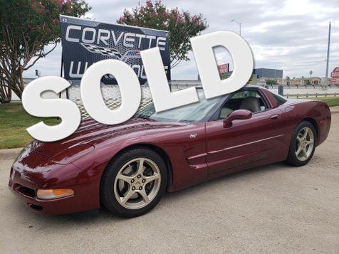 2003 Chevrolet Corvette 50th Anniversary Edition Coupe, Auto, Only 43k!   Dallas, Texas   Corvette Warehouse  in Dallas, Texas