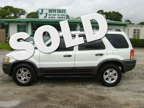 2003 Ford ESCAPE XLT in Fort Pierce, FL