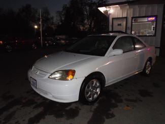 2003 Honda Civic EX Chico, CA 2