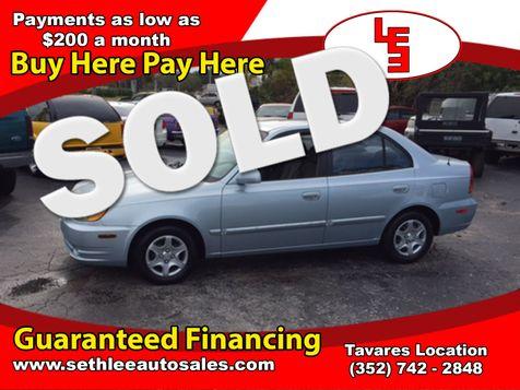 2003 Hyundai Accent GL in Tavares, FL