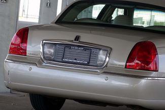 2003 Lincoln Town Car Cartier Premium Plano, TX 16