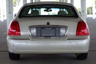 2003 Lincoln Town Car Cartier Premium Plano, TX 21
