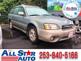 2003 Subaru Outback 3.0 in Puyallup Washington, 98371