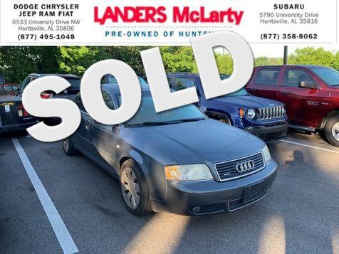 2004 Audi A6 2.7T | Huntsville, Alabama | Landers Mclarty DCJ & Subaru in Huntsville, Alabama
