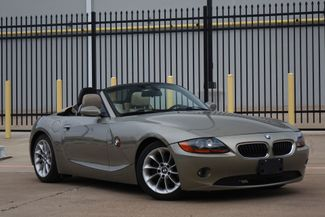 2004 BMW Z4 2.5i in Plano, TX 75093
