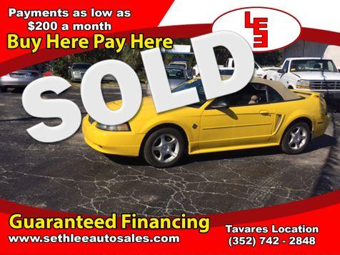 2004 Ford Mustang Premium in Tavares, FL